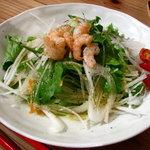 オーガニックキッチンFarve - 有機野菜のfarveサラダ780円