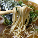 イベリコラーメン 小倉優子 - 極細の低加水麺