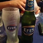 アロヒディン - トルコのエフェスビール 白