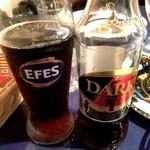アロヒディン - トルコのエフェスビール 黒