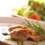 アルボル - 料理写真:若鶏のグリエ 香草ソース1499円