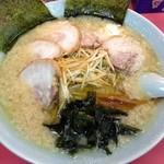 ラーメンショップ - ネギチャーシュー(半麺) ライス 2013年9月