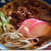 寿旅館 - 料理写真:ぎゅ~そば@780円。ぎゅ~が美味い!