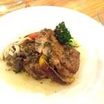 TANGO - 総州古白鶏と季節の野菜グリル