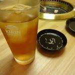 はづ木 - ウーロン茶と焼肉タレ