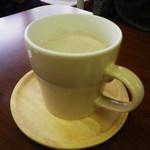 アトリエオハナバコ アンド ハコカフェ - たんぽぽコーヒー