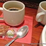 アロハ テーブル カウカウ コーナー -
