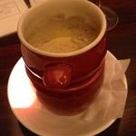 21159539 - バーニャカウダのソース、美味しかったのでおかりしました!