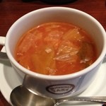 21159794 - トマトスープ