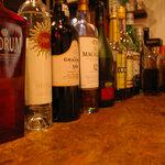 ババズ - お酒もいろいろご用意しています!