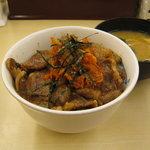 松屋 - 「キムカル丼」です。