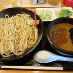 朝日屋 - かしわつけ麺☆Sio