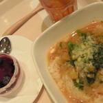 しべーる+カフェ - 2012.4.13