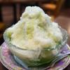 羽月 - 料理写真:練乳まっ茶(430円)