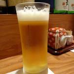 ととや - 生ビール