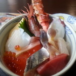 とりあえず逢海 - 逢海丼(大)アップ