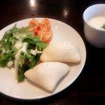 21164592 - 前菜&冷製スープ