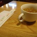 21164629 - ランチのスープ