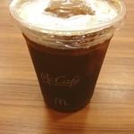 マクドナルド - ドリンク写真:プレミアムローストコーヒーS(アイス)
