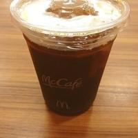 マクドナルド-プレミアムローストコーヒーS(アイス)