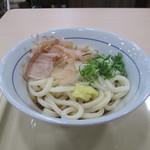 鶴丸饂飩本舗 - 料理写真:ぶっかけ饂飩(冷) 294円