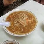 タイガー - これが中華料理の味噌ラーメンさ