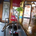 ババルーイ - 【2013.9追加写真】カウンター席
