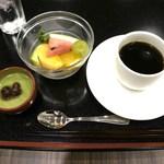 Arumontohoteru - 朝食デザート・セレクション