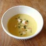 ミディアム - コーンスープ