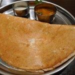 南インド料理ダクシン - タマネギドーサ