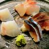 深雪 - 料理写真:お刺身お好み3点盛り合わせ