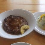 つばめ食堂 - おおきなハンバーグ