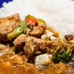 カリーライス専門店エチオピア - チキン・野菜カリー