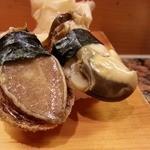 輝鮨 - 料理写真:とこぶし・・