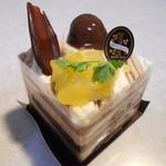 菓子工房石黒 - マロンシャンティー