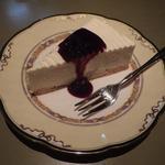 珈琲屋 デリカップ - チーズケーキ