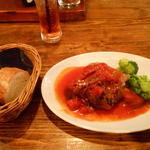 ストーブ - 牛挽肉のダッジオーブン焼き