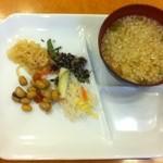 東横INN - 朝食 ご飯は完売後