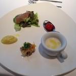 アロマティコ - 前菜5種