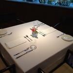 アロマティコ - テーブル
