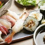 特選日本海盛り寿司御膳