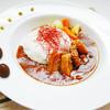 ビストロクラーク - 料理写真:(クラークプレミアム)うずらの卵と角煮のカレー(ランチタイム11時30分~)