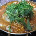 ソウルハウス - ヘムルタン(海鮮鍋)