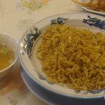 ラーメン藤 - カレー炒飯(\520)