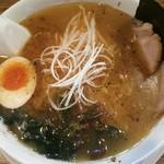 麺座まねき - 特製潮まねきらーめん(魚介塩)