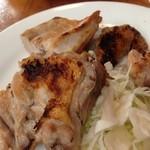 江戸善 - 山賊焼き様(胸肉の塩焼き)