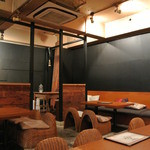 C65 cafe - 店内
