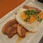 C65 cafe - 豚の角煮