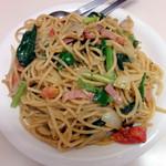 スパゲティ マルス - カルボスパ 700円