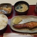 和田屋 - 鮭バター正油¥500